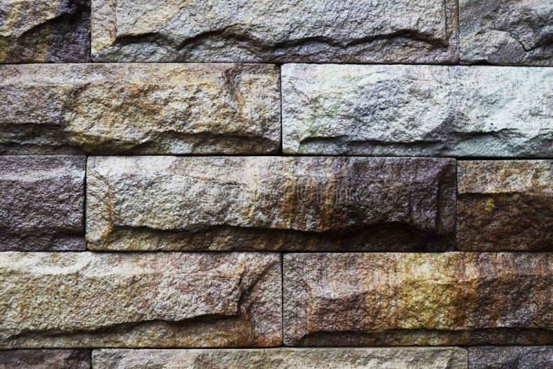 Fond de mur de briques sale de vieux vintage photos stock