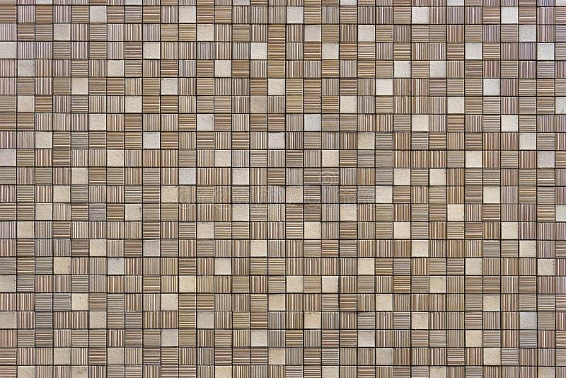 Fond de mur de briques de Brown image stock