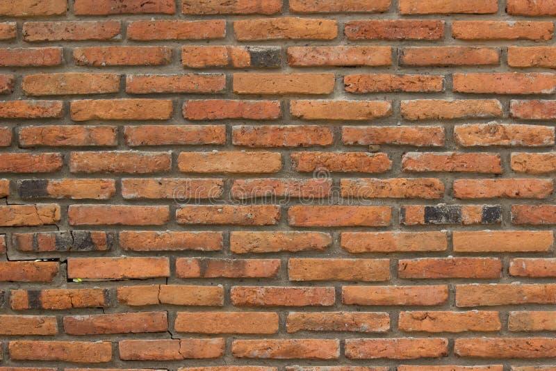 Fond de mur de briques de vintage image stock