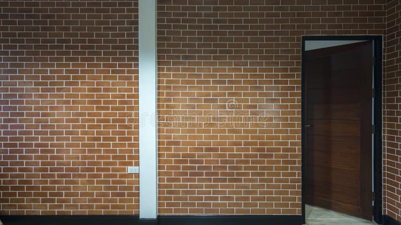 Fond de mur de briques moderne image stock