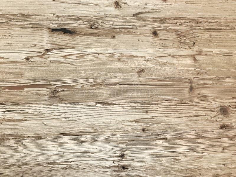 Fond de fond de mur de planche, rustique ou rural en bois naturel clair photo stock