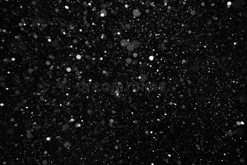 Fond de neige image stock