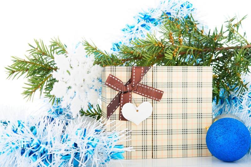Fond de Noël. photographie stock libre de droits