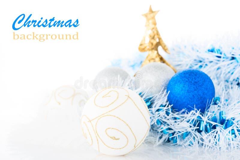 Fond de Noël. photos libres de droits