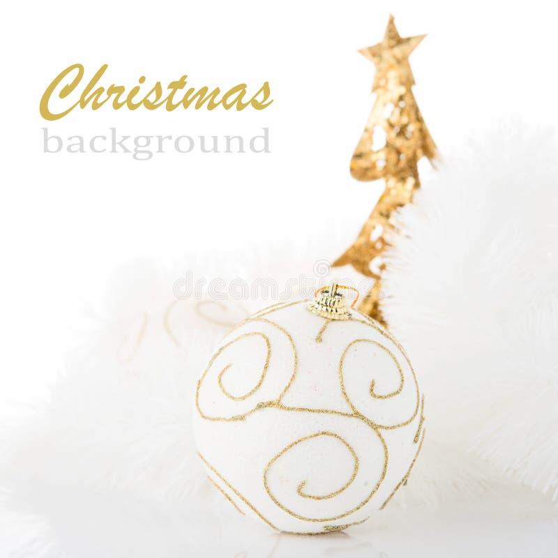 Fond de Noël. image stock