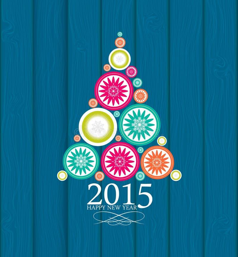 Download Fond De Noël Abstrait De Beauté Et D'an Neuf Illustration de Vecteur - Illustration du saison, neuf: 45368164