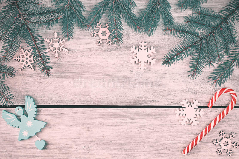 Download Fond De Noël Avec L'espace De Copie Image stock - Image du star, décoration: 77159101