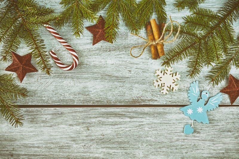 Download Fond De Noël Avec L'espace De Copie Image stock - Image du fond, rétro: 77161541