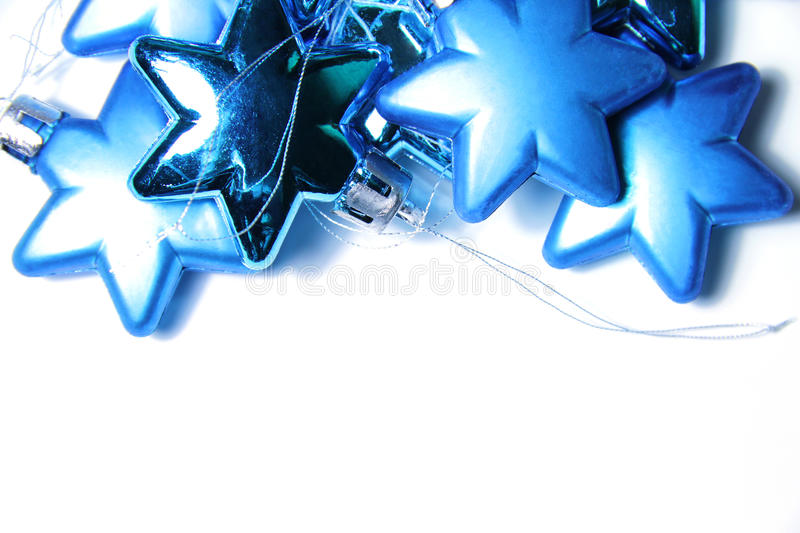 Download Fond De Noël Avec L'ornement En Verre Photo stock - Image du bleu, conception: 77152792