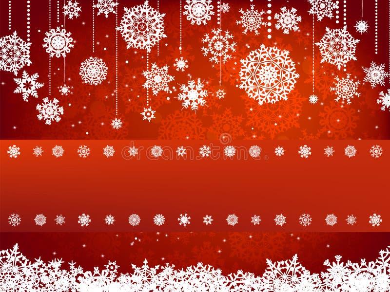 Fond de Noël avec le copyspace. ENV 8 illustration stock