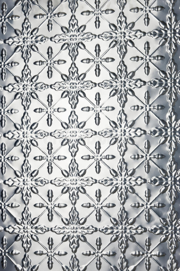 Fond de Noël de flocon de neige en métal image stock