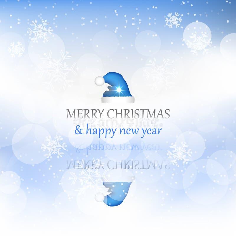 Download Fond De Noël Et De Nouvelle Année Illustration de Vecteur - Illustration du fond, image: 45370864