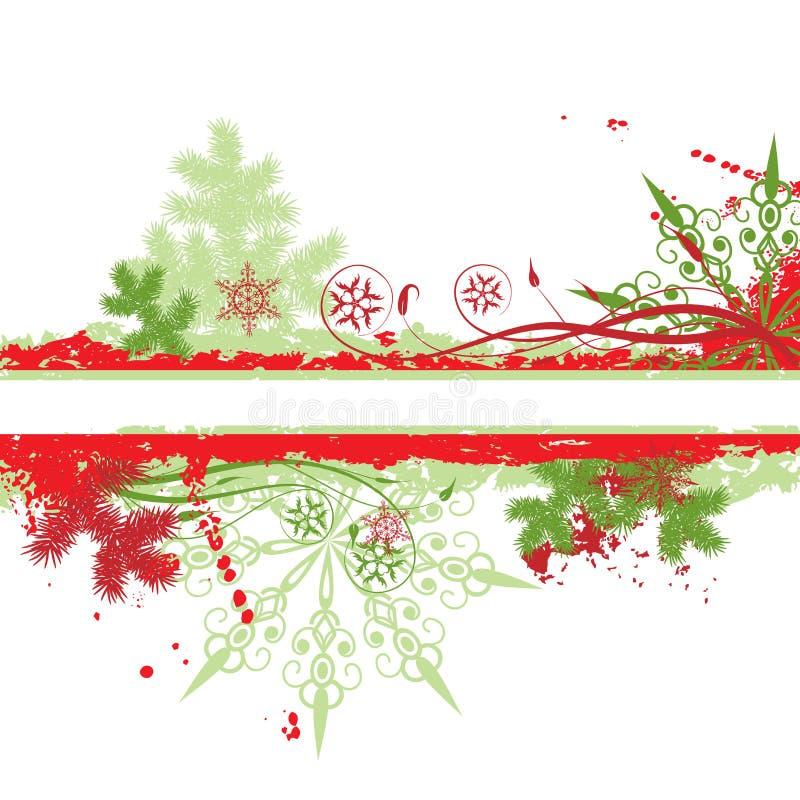 Fond de Noël, vecteur illustration libre de droits