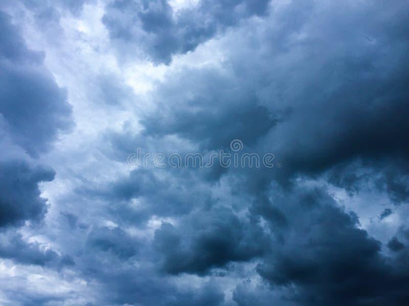 Fond de nuage image stock