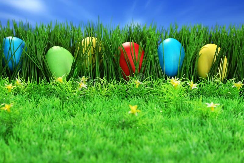 Fond de Pâques images stock