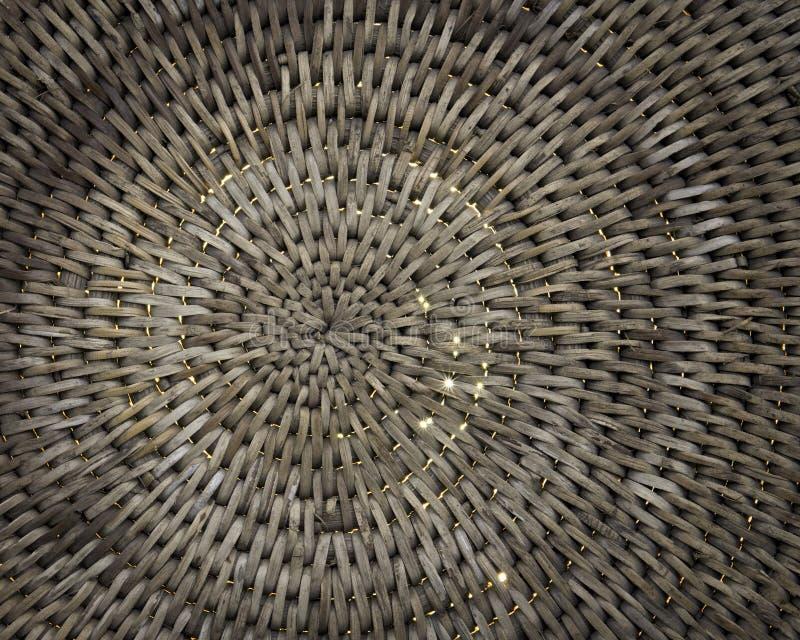 Fond de panier d'armure avec la lumière shinning  image stock