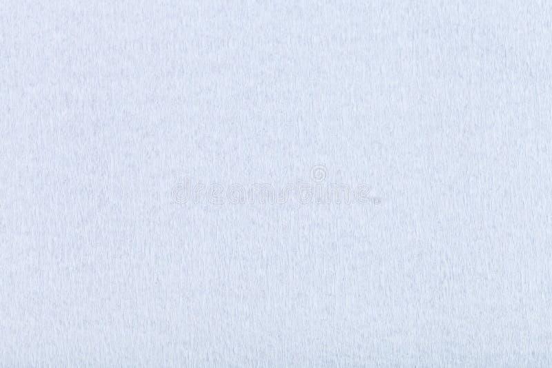 Fond de papier bleu-clair de structure fibreuse photographie stock