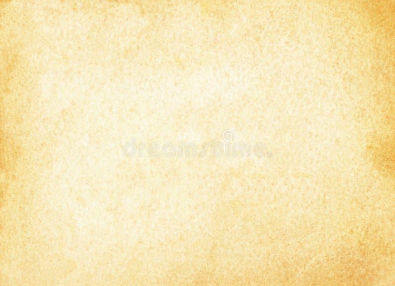 Fond de papier de Brown images stock