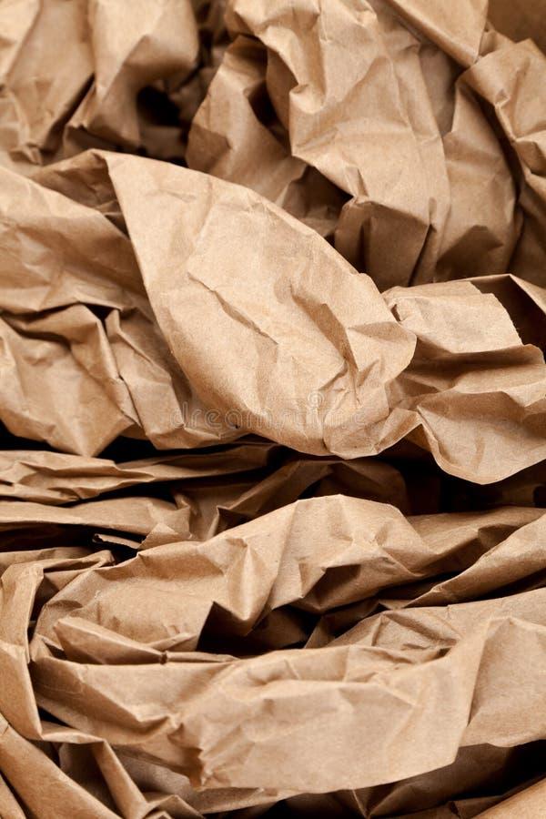 Fond de papier de Brown photo stock