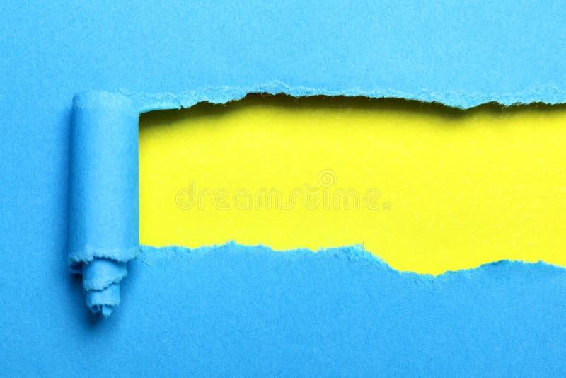 Fond de papier coloré photographie stock libre de droits