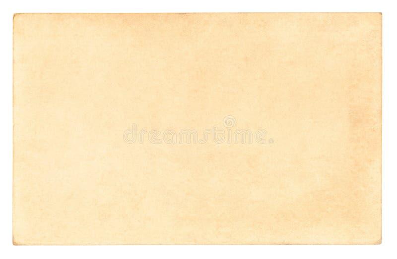 Fond de papier de cru photo libre de droits