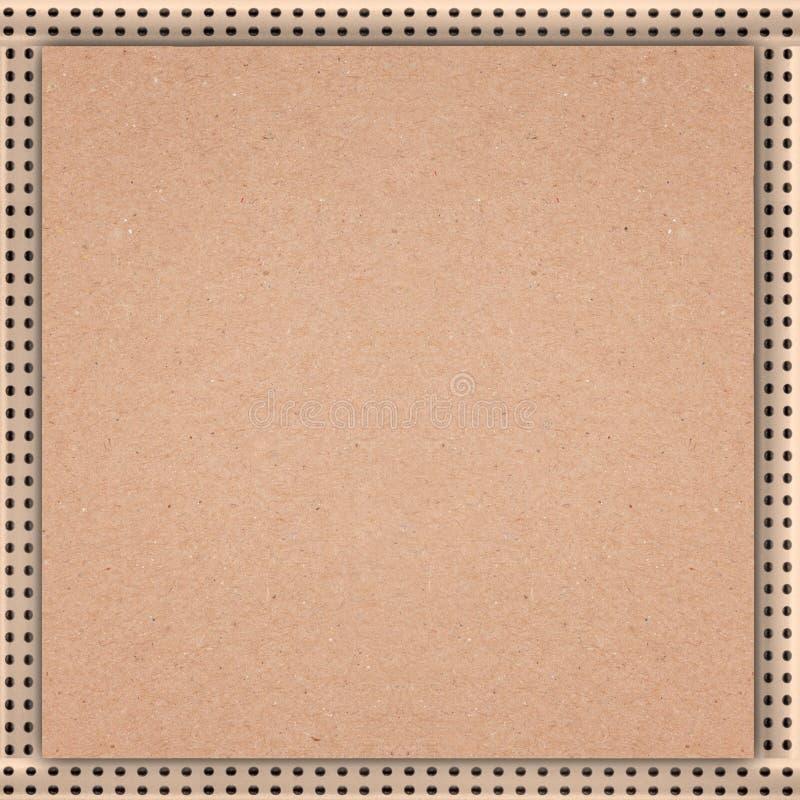 Fond de papier d'emballage photo libre de droits