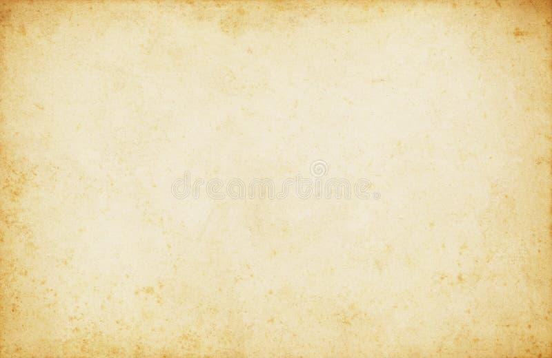 Fond de papier de cru photo stock