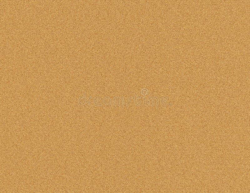 Fond de papier de sable illustration stock