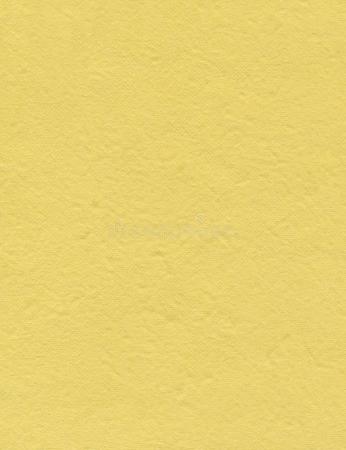 Fond de papier jaune images stock