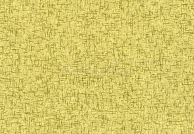 Fond de papier jaune image libre de droits