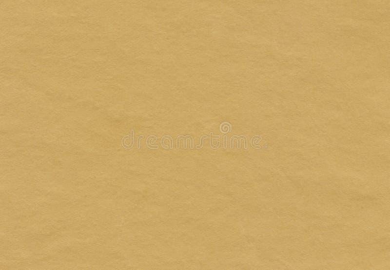 Fond de papier jaune photographie stock