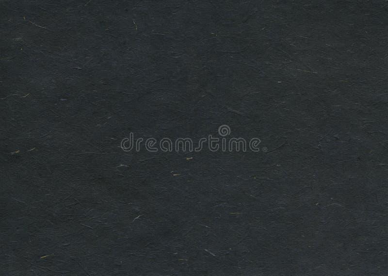 Fond de papier noir image libre de droits