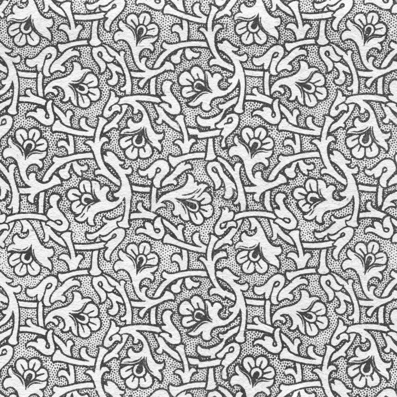 Fond de papier noir et blanc photo stock