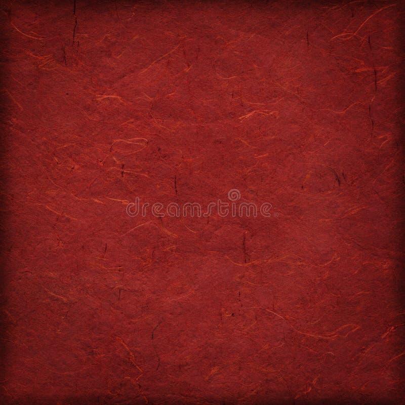 Fond de papier rouge photographie stock