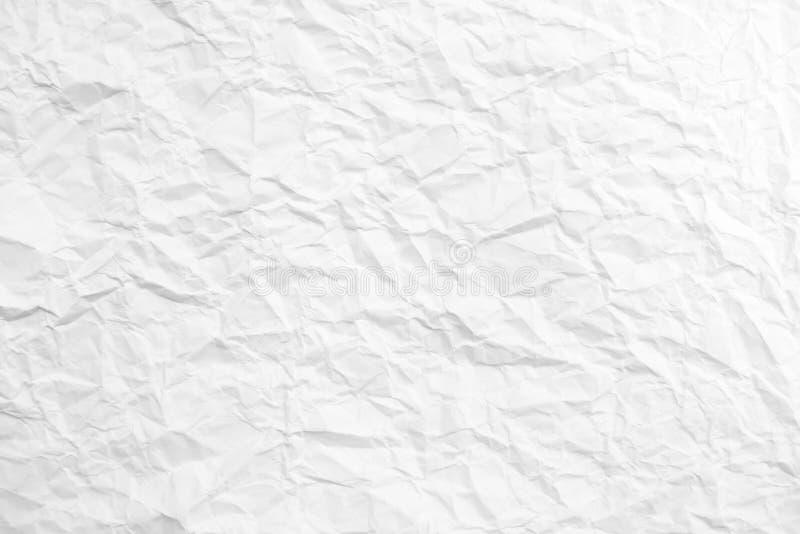 Fond de papier de texture, fond de papier chiffonné de texture images stock