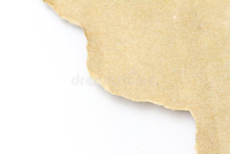 Fond de papier de texture ou de carton image libre de droits