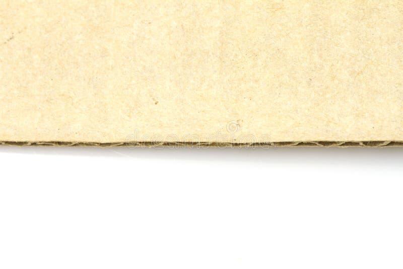 Fond de papier de texture ou de carton images libres de droits