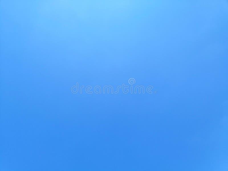 Fond de paysage de ciel bleu image stock
