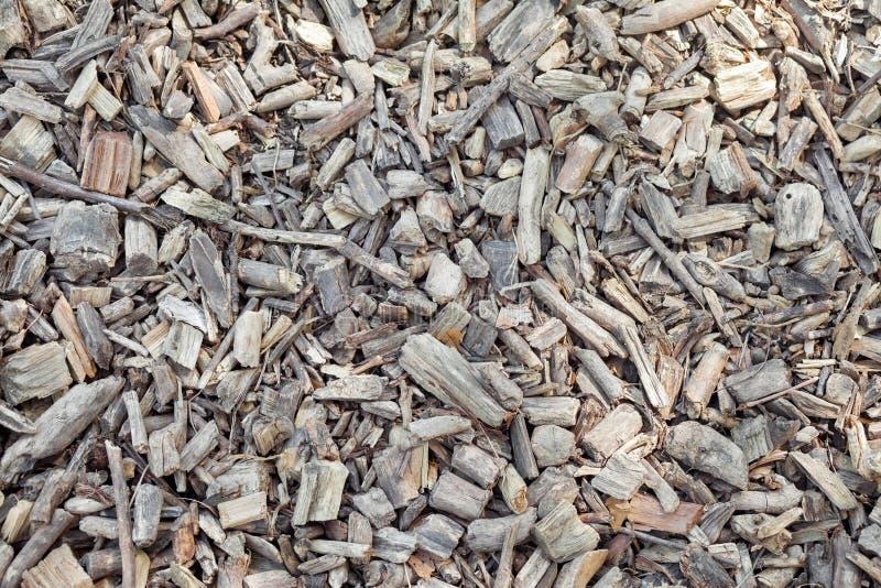 Fond de petits vieux bâtons en bois image stock