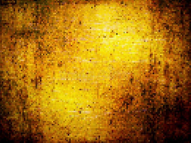 Fond de pixel illustration stock
