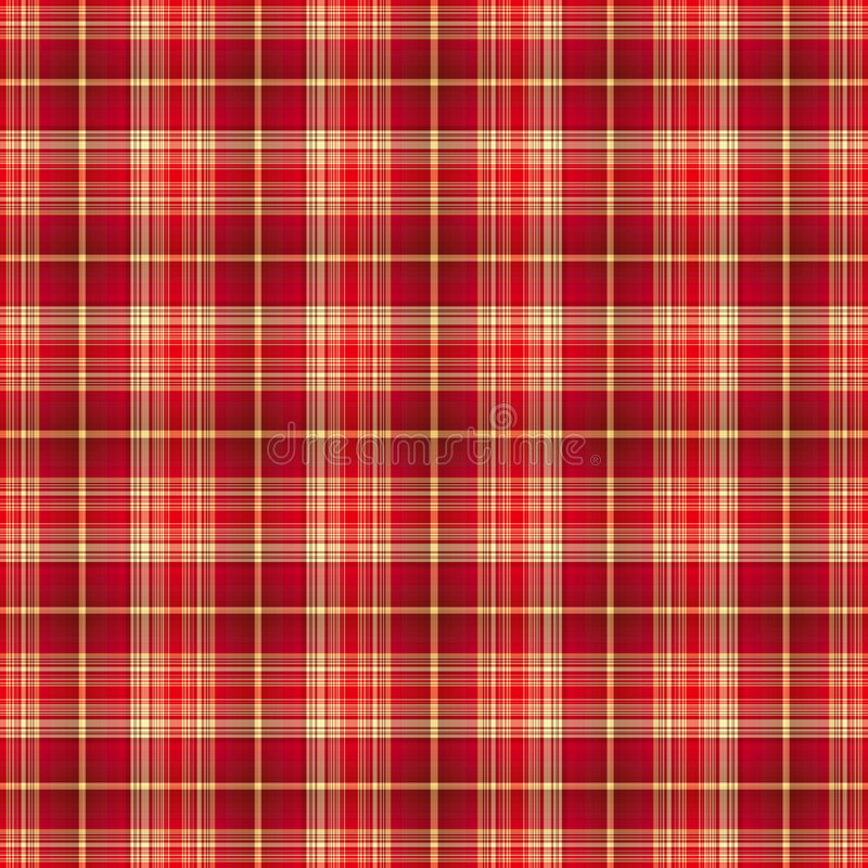Fond de plaid illustration de vecteur