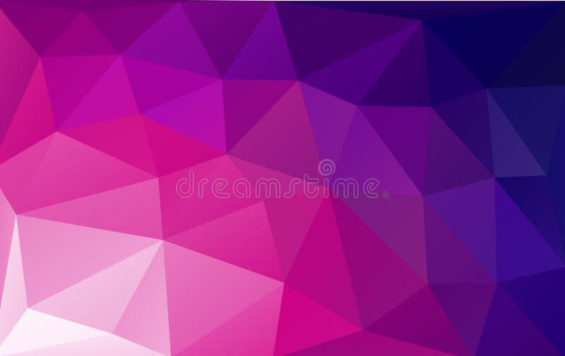 Fond de polygone photographie stock