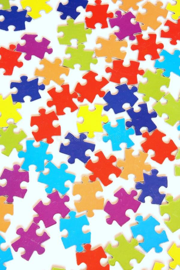 Fond de puzzle images libres de droits
