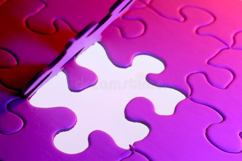 Fond de puzzle image stock