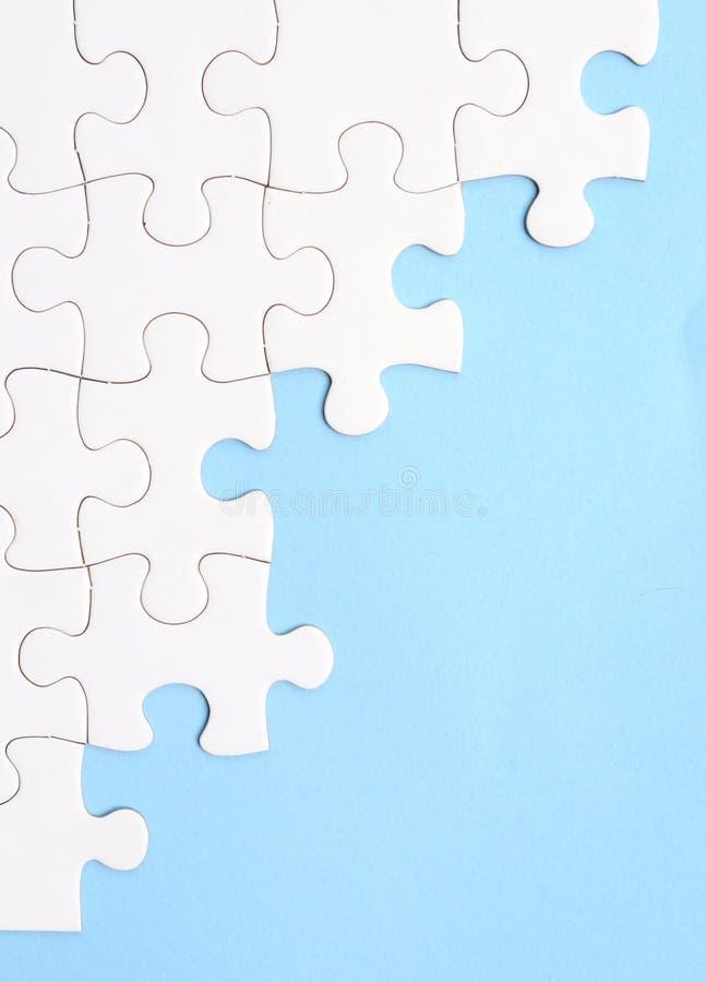 Fond de puzzle photos libres de droits