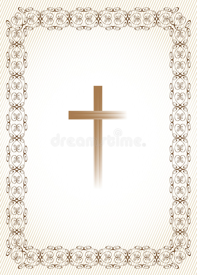 Download Fond de religion illustration de vecteur. Illustration du sale - 8669930