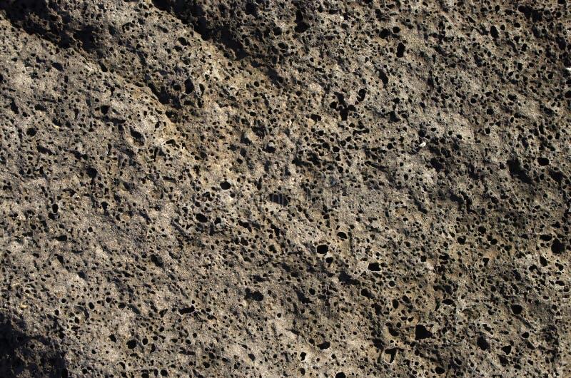 Fond de roche volcanique photo libre de droits