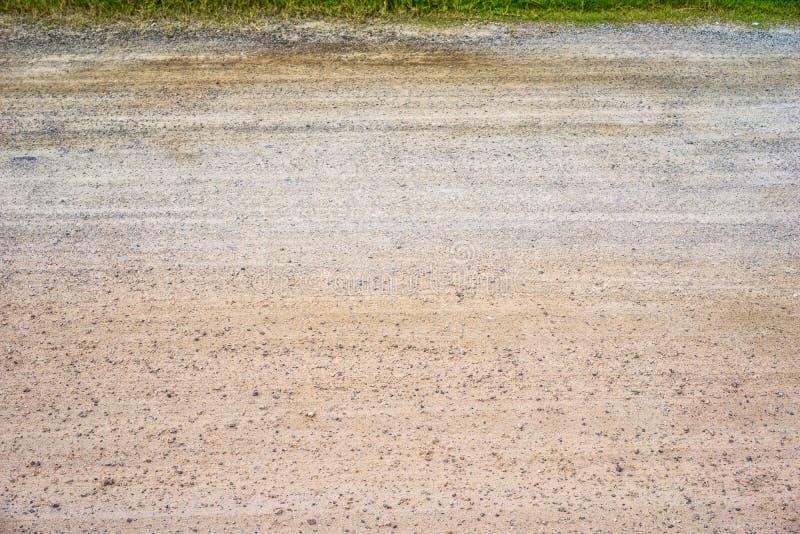 Fond de route de sable images stock