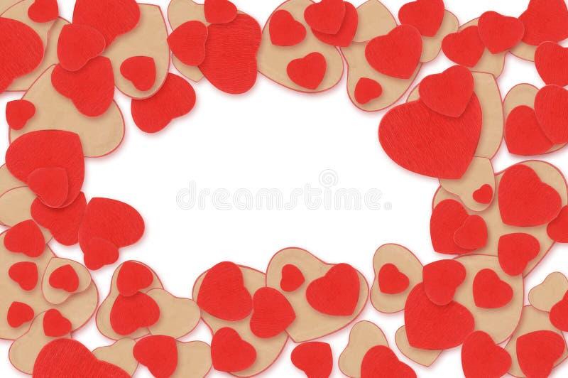 Fond de Saint Valentin images libres de droits