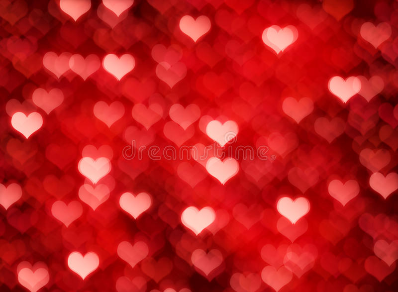 Fond de Saint-Valentin illustration stock